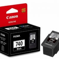 CANON Black Ink Cartridge PG-740