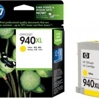 HP 940 XL Cyan Ink Cartridge