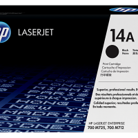 HP Black Toner 14A [CF214A]
