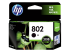 HP Ink Cartridge 802 Black