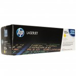 HP Yellow Toner 125A [CB542A]