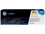 HP Yellow Toner 304A [CC532A]