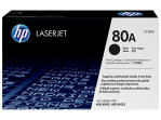 HP Black Toner 80A [CF280A]