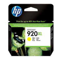 Tinta HP 920 XL Yellow