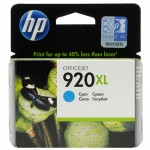 Tinta HP 920 XL Cyan