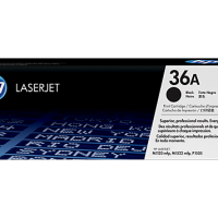 Black Toner HP 36A