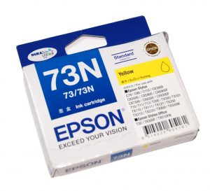 Tinta Epson 73N Yellow