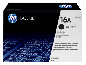 HP Black Toner 16A [Q7516A]