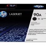 HP Black Toner 90A