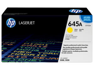 Toner HP 645A Yellow Original LaserJet [C9732A]