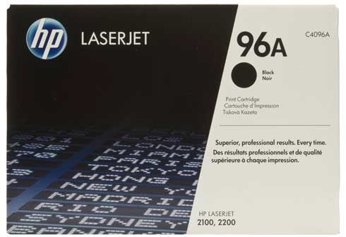 Toner HP Black 96A [C4096A]