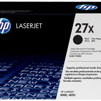 Black Toner Hp 27X [C4127X]