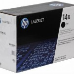 HP Black Toner 14X [CF214X]