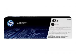 HP Black Toner 43X [C8543]
