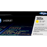 HP Yellow Toner 305A
