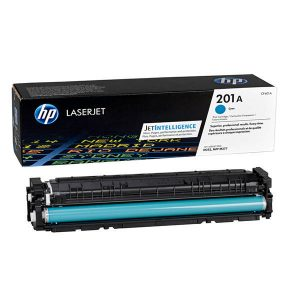 Toner HP 201A Cyan Original LaserJet Cartridge (CF401A)