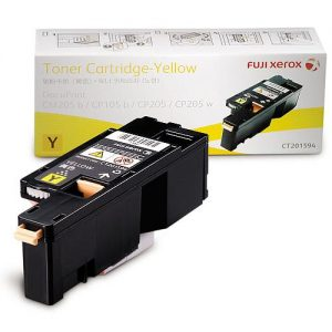 FUJI XEROX DocuPrint Yellow Toner [CT201594]