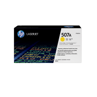 HP Yellow Toner 507A
