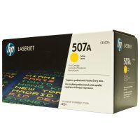 HP Yellow Toner 507A [CE402A]