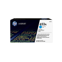 Jual HP 653A Cyan Toner Cartridge CF321A