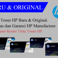 Distributor Tinta Toner HP Original
