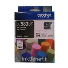 Brother lc 583 black