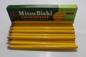 Dermatograf Mitsubitshi Yellow no.2