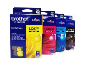 Tinta Brother LC 67 HY