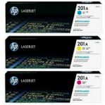 Toner HP 201 Color