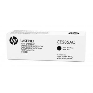 HP Black Toner 85AC