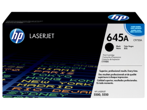 Toner HP 645A C9730A Black