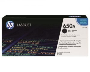 Jual Toner HP 650A black