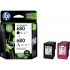HP 680 Ink Cartridge Combo
