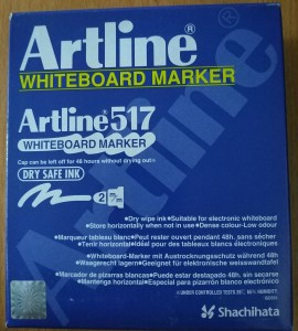 Spidol White Board Atline 517