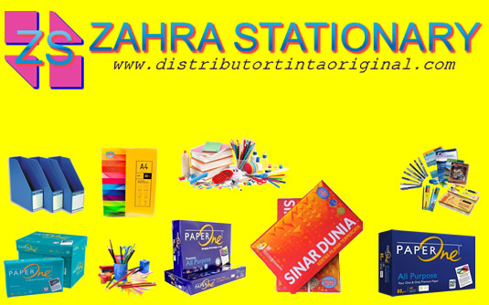ZAHRA STATIONARY – DISTRIBUTOR TINTA PRINTER ORIGINAL